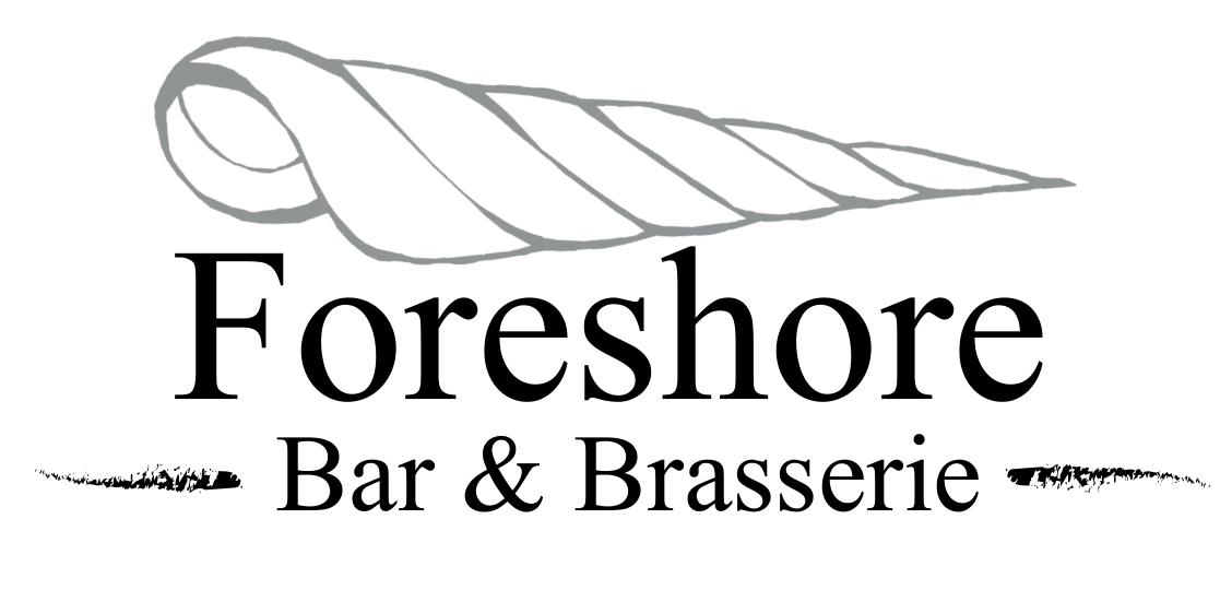 Foreshore Brasserie Logo