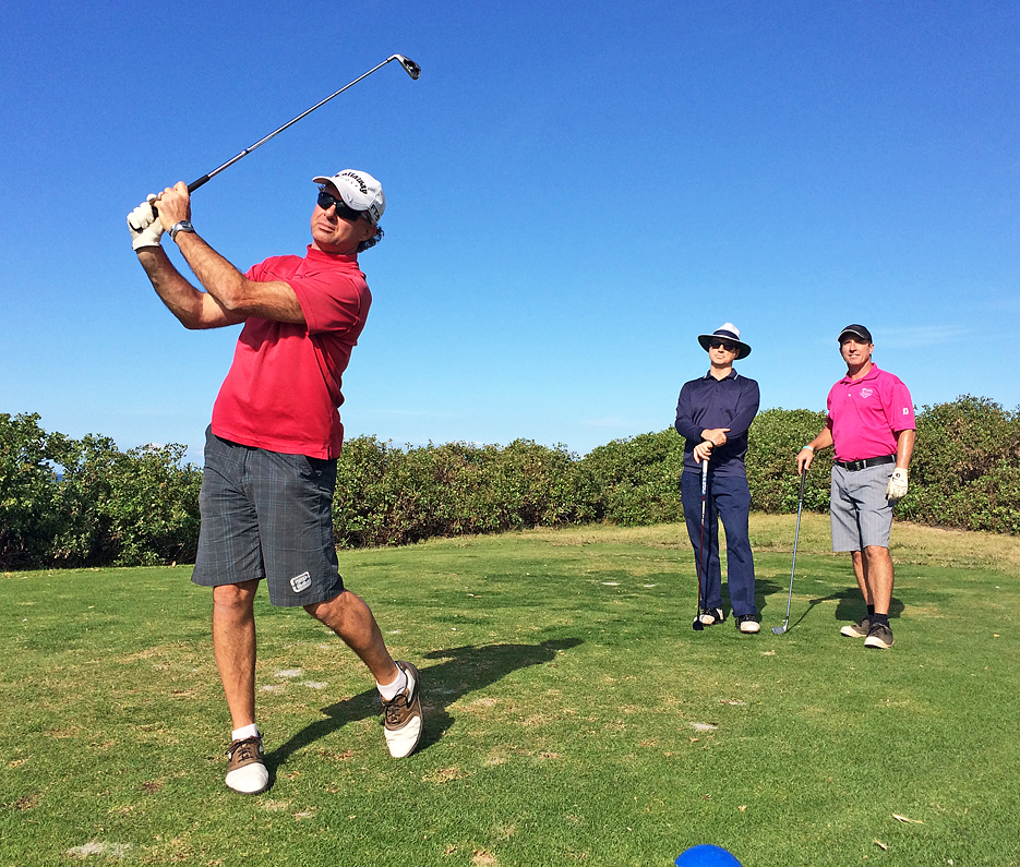 wollongong golf club golfers