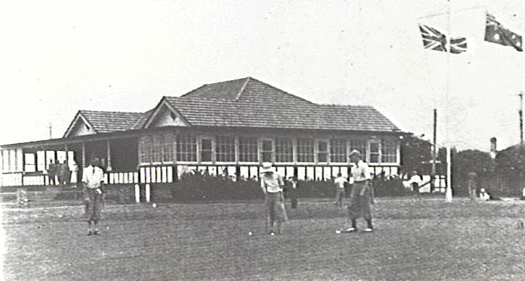 Early Clubhouse